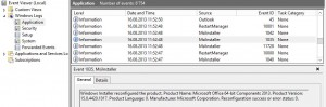 Outlook2013_Windows_Installer_Eventviewer