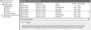 Outlook2013_Windows_Installer_Eventviewer